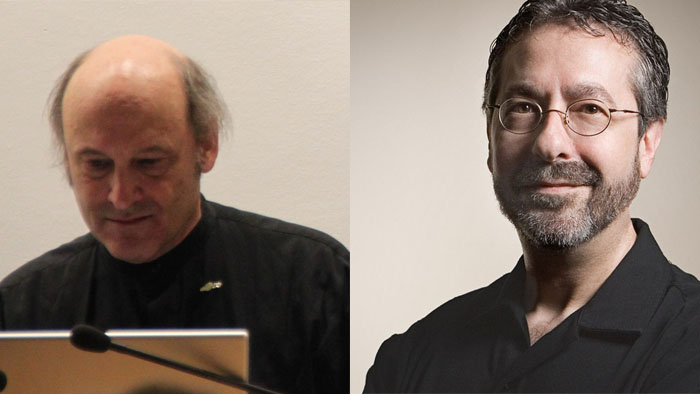 Chris Crawford and Warren Spector